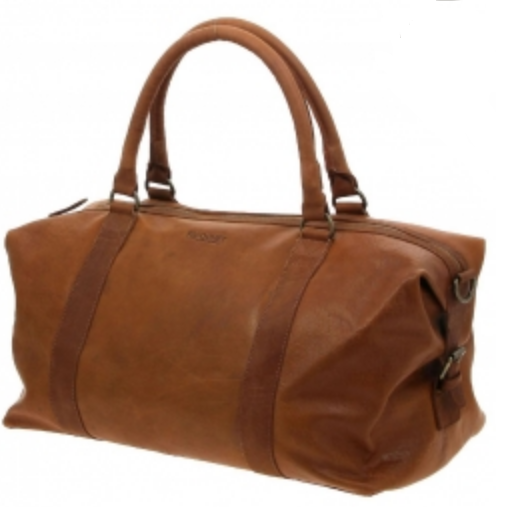 Ricochet sac de voyage weekend en cuir, collection Arthur