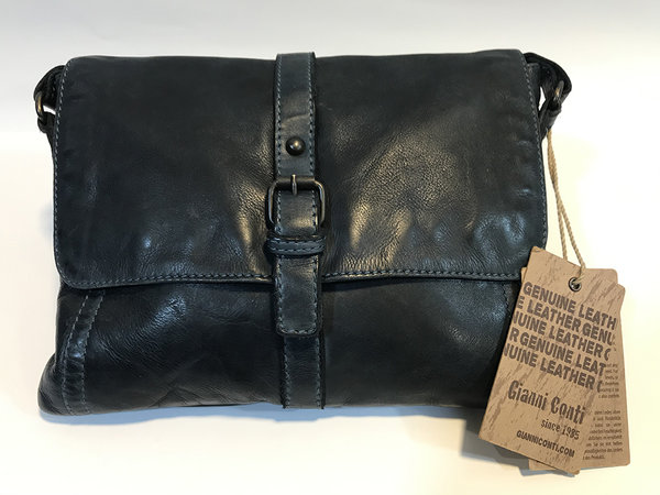 Gianni Conti sac à main femme porté bandoulière 420 3322, collection Vintage